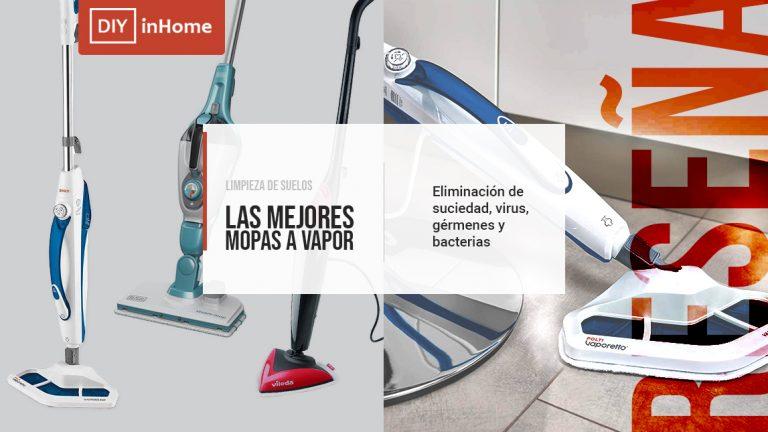 limpieza de suelos mejores mopas a vapor