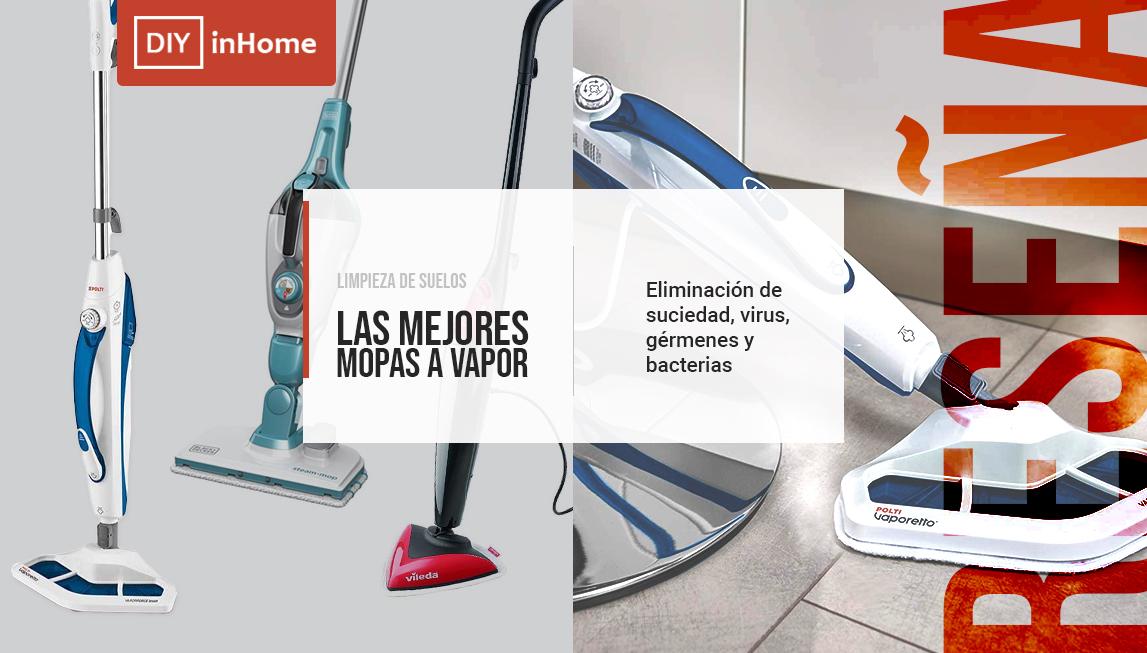 Limpieza de suelos | Las Mejores Mopas a Vapor
